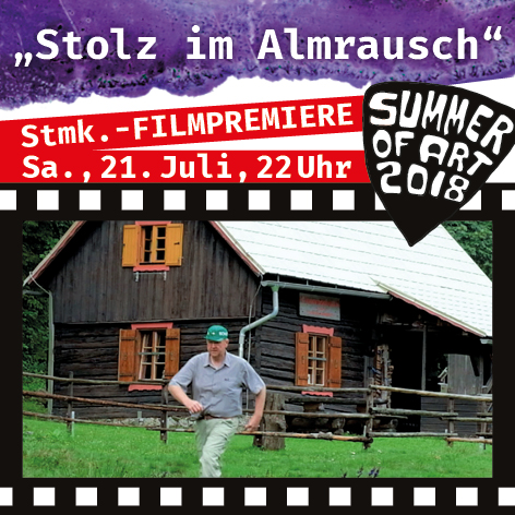 "Sehenswert: LEIWAND-Film präsentiert ""Stolz im Almrausch""."